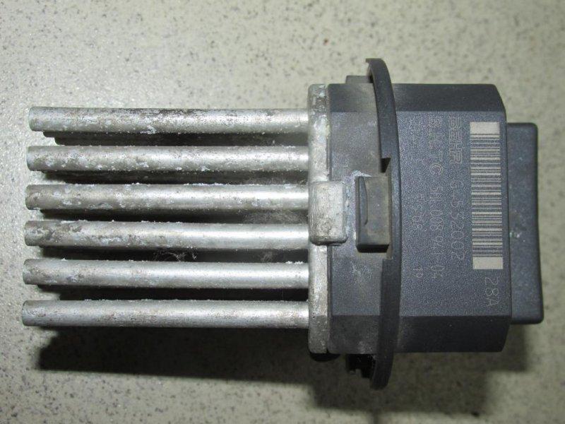 Резистор отопителя Bmw X5 E70 2007 (б/у)