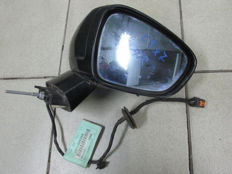 Зеркало электрическое Citroen C5 2008> правое (б/у)