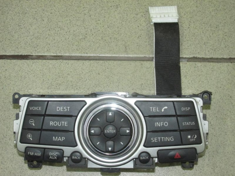 Блок кнопок Infiniti G 35 V36 2007 (б/у)