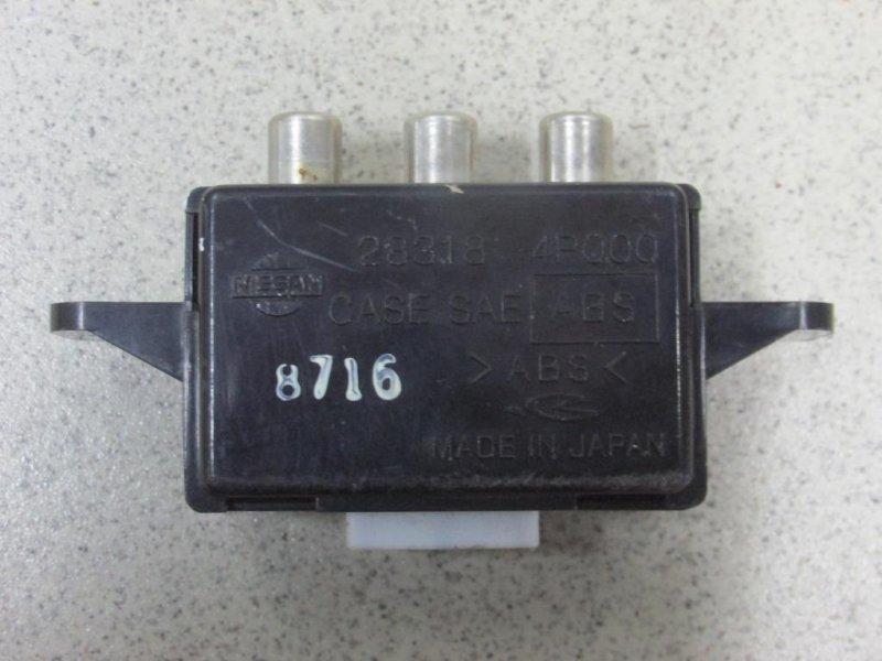 Разъем Infiniti G 35 V36 2007 (б/у)