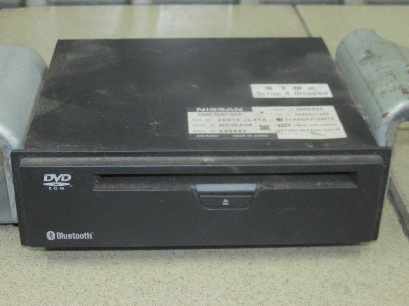 Проигрыватель cd/dvd Nissan Teana J32 2008 (б/у)