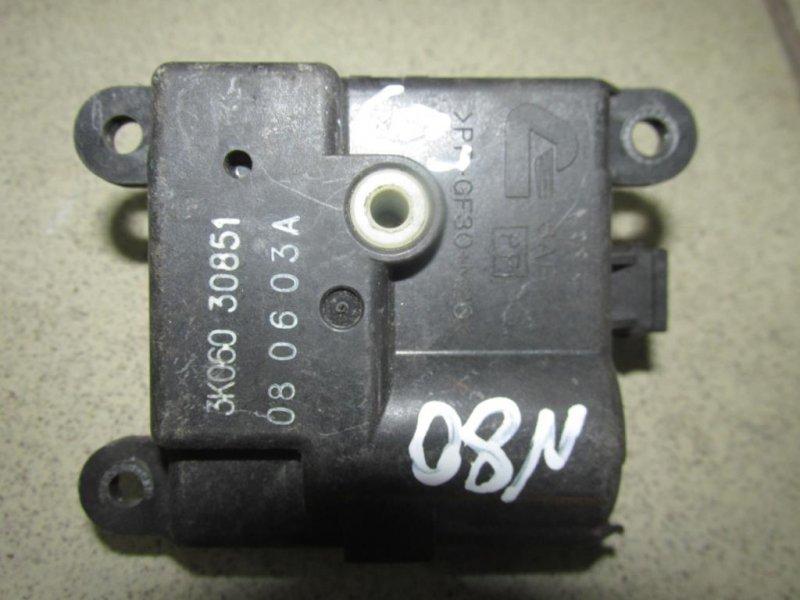 Моторчик заслонки печки Infiniti Fx 35 S50 2003 (б/у)