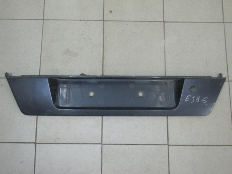 Накладка крышки багажника Bmw 7-Серия E38 1994 (б/у)