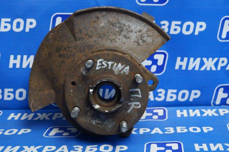Кулак поворотный Vortex Estina 1.6 SQR 481F 2010 передний правый (б/у)