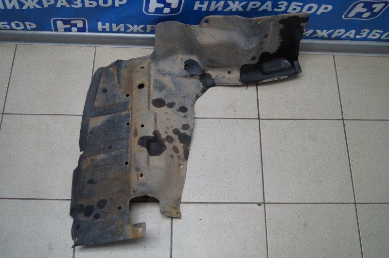 Пыльник двигателя Lifan Solano 620 1.6 LF481Q3 2011 передний правый (б/у)