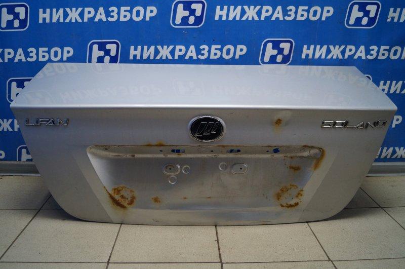 Крышка багажника Lifan Solano 620 1.6 LF481Q3 2011 (б/у)