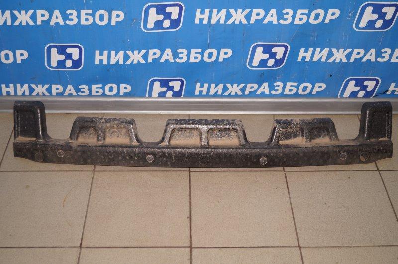 Наполнитель бампера Lifan Solano 620 1.6 LF481Q3 2011 задний (б/у)