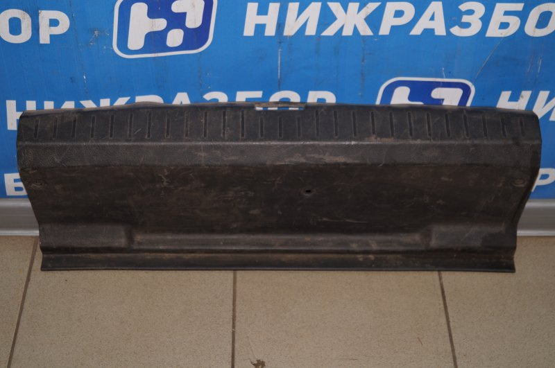 Обшивка багажника Lifan Solano 620 1.6 LF481Q3 2011 задняя (б/у)
