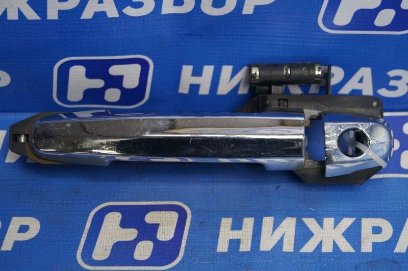 Ручка двери Lifan Solano 620 1.6 LF481Q3 2011 передняя левая (б/у)