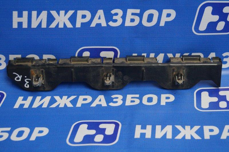 Кронштейн бампера Lifan Solano 620 1.6 LF481Q3 2011 задний правый (б/у)