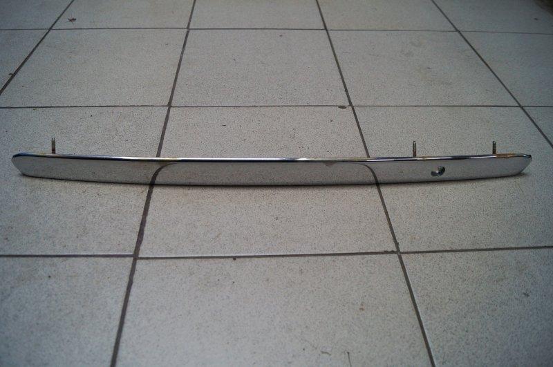 Накладка крышки багажника Lifan Solano 620 1.6 LF481Q3 2011 задняя (б/у)