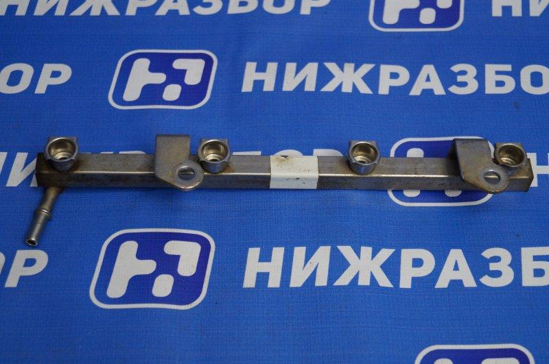 Рампа топливная Lifan Solano 620 1.6 LF481Q3 2011 (б/у)