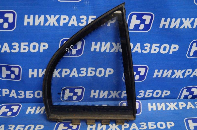 Форточка двери Lifan Solano 620 1.6 LF481Q3 2011 задняя правая (б/у)