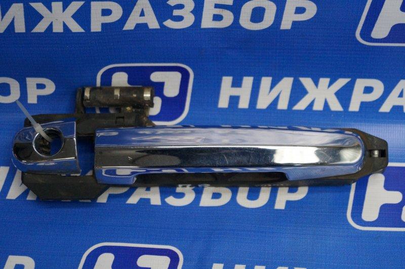 Ручка двери Lifan Solano 620 1.6 LF481Q3 2011 передняя правая (б/у)
