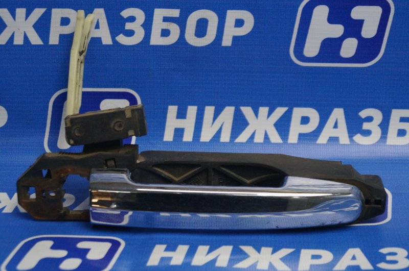 Ручка двери Lifan Solano 620 1.6 LF481Q3 2011 задняя правая (б/у)
