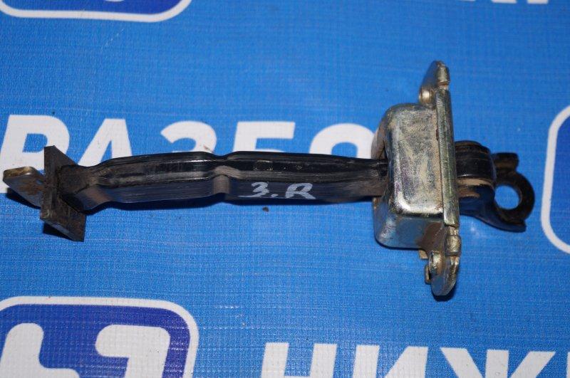 Ограничитель двери Lifan Solano 620 1.6 LF481Q3 2011 задний правый (б/у)