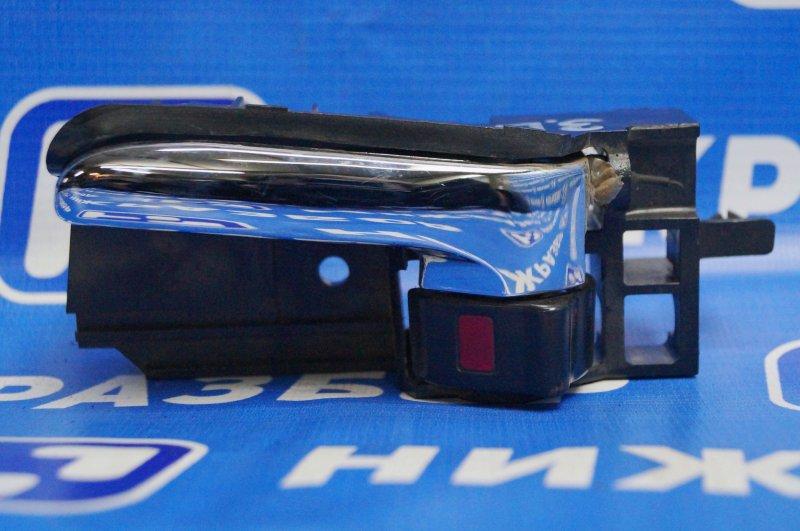 Ручка двери Lifan Solano 620 1.6 LF481Q3 2011 задняя левая (б/у)