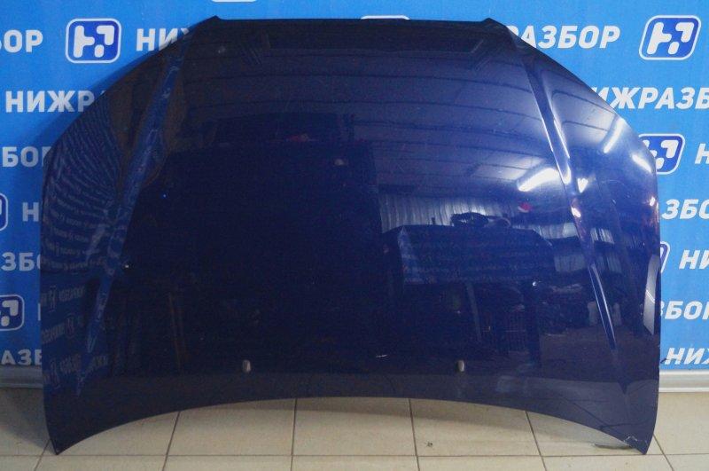 Капот Hyundai Elantra HD 1.6 G4FC 2008 (б/у)