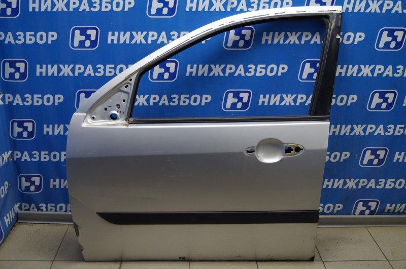 Дверь Ford Focus 1 1.8 ZETEC (EYDK) 2004 передняя левая (б/у)