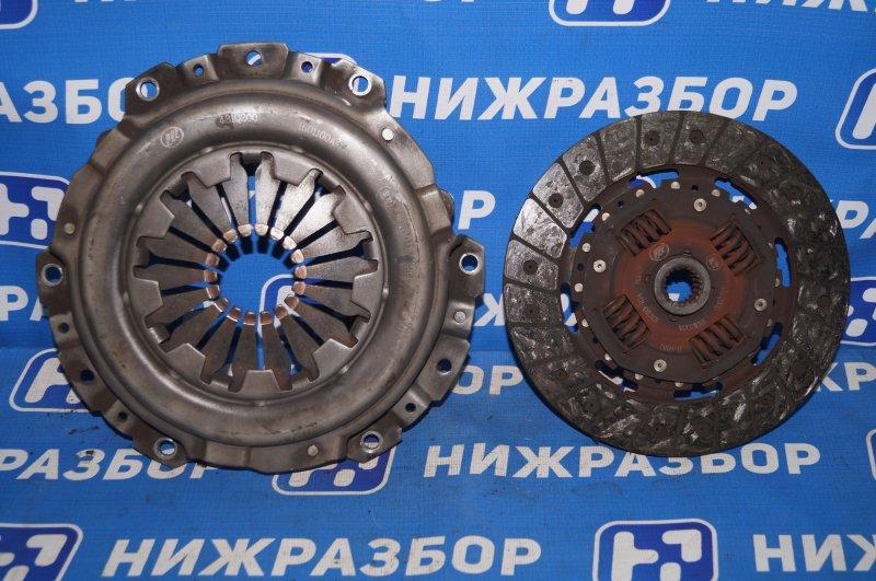 Сцепление комплект Lifan Solano 620 1.6 LF481Q3 2011 (б/у)