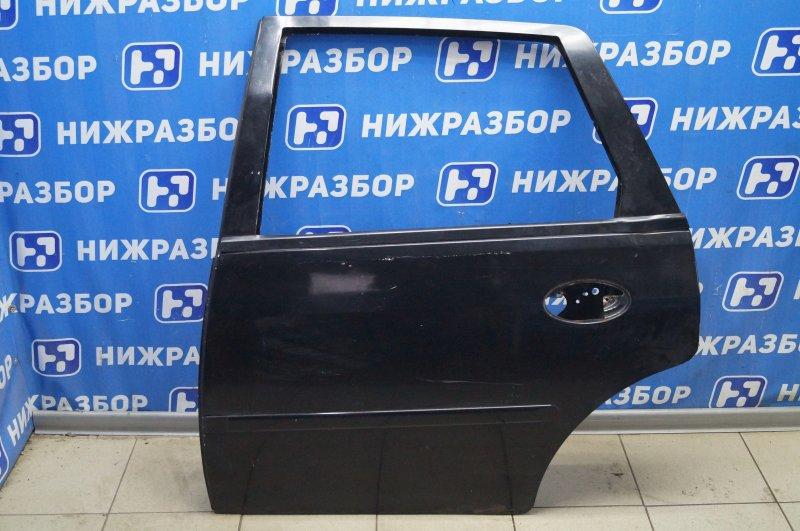 Дверь Lifan Breez 520 1.3 LF479Q3 2008 задняя левая (б/у)