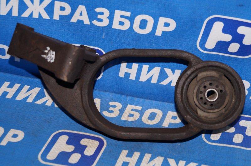 Опора двигателя Lifan Breez 520 1.3 LF479Q3 2008 задняя (б/у)