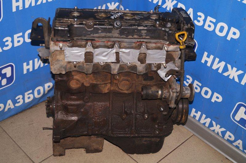 Двигатель (двс) Lifan Breez 520 1.3 LF479Q3 2008 (б/у)