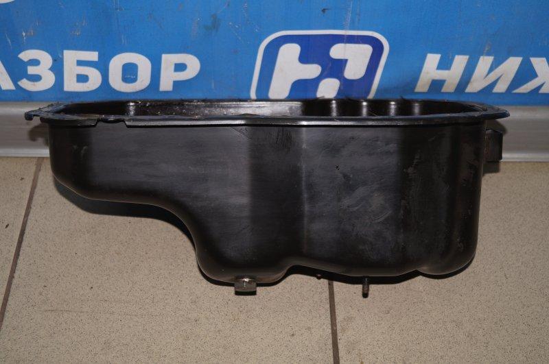 Поддон масляный двигателя Skoda Yeti 1.2T CBZB 2011 (б/у)