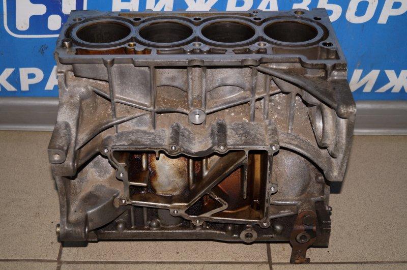 Блок двигателя Skoda Yeti 1.2T CBZB 2011 (б/у)