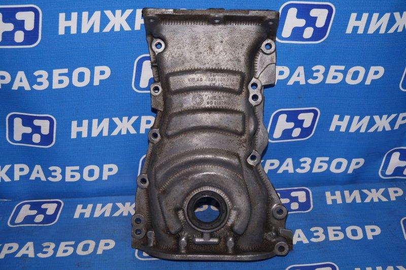 Крышка двигателя Skoda Yeti 1.2T CBZB 2011 передняя (б/у)
