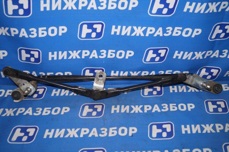 Трапеция стеклоочистителей Hyundai Elantra HD 1.6 G4FC 2008 (б/у)