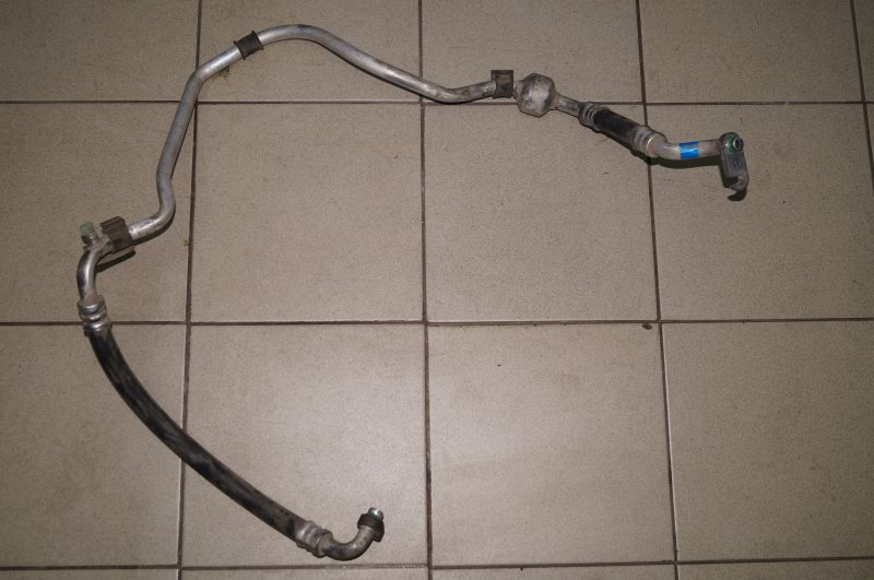 Трубка кондиционера Hyundai Elantra HD 1.6 G4FC 2008 (б/у)