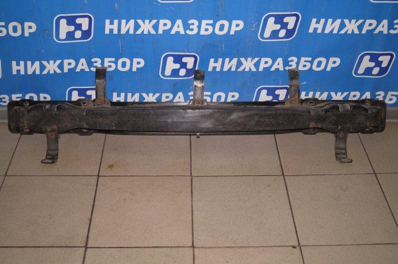 Усилитель бампера Hyundai Elantra HD 1.6 G4FC 2008 задний (б/у)