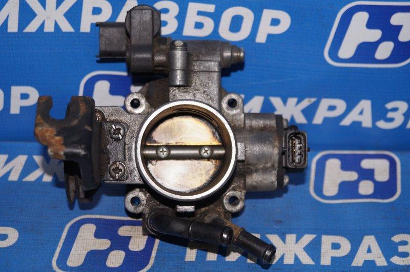 Заслонка дроссельная Hyundai Elantra HD 1.6 G4FC 2008 (б/у)