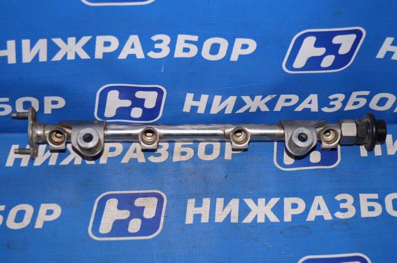 Рампа топливная Hyundai Elantra HD 1.6 G4FC 2008 (б/у)