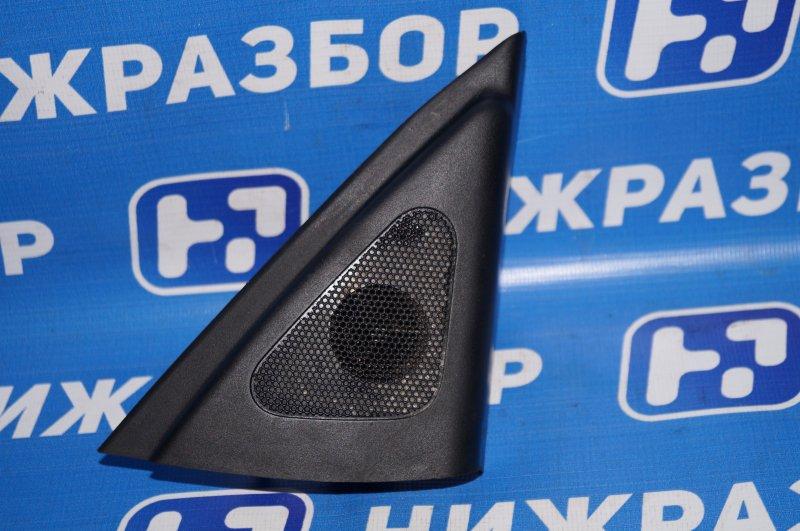 Накладка зеркала Hyundai Elantra HD 1.6 G4FC 2008 передняя правая (б/у)