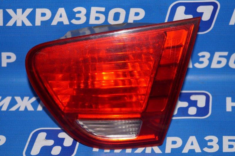 Фонарь внутренний Hyundai Elantra HD 1.6 G4FC 2008 задний правый (б/у)