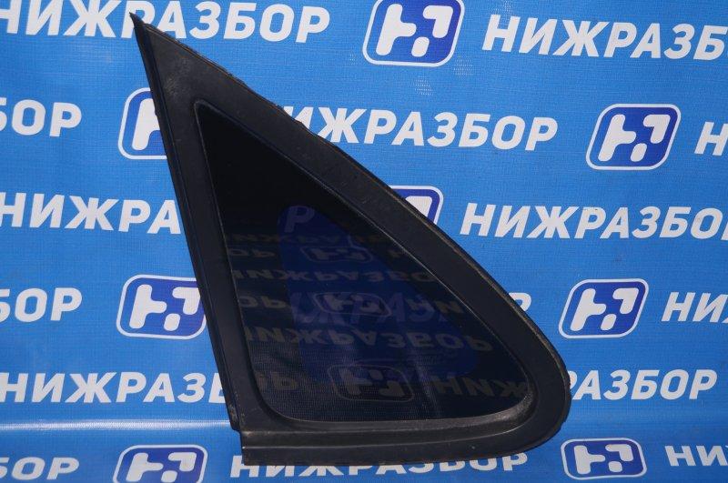 Форточка Hyundai Elantra HD 1.6 G4FC 2008 задняя левая (б/у)