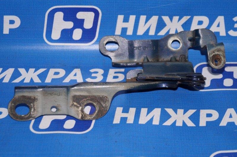 Петля капота Hyundai Elantra HD 1.6 G4FC 2008 правая (б/у)