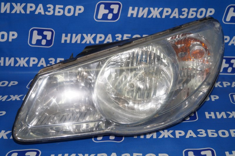 Фара Hyundai Elantra HD 1.6 G4FC 2008 левая (б/у)