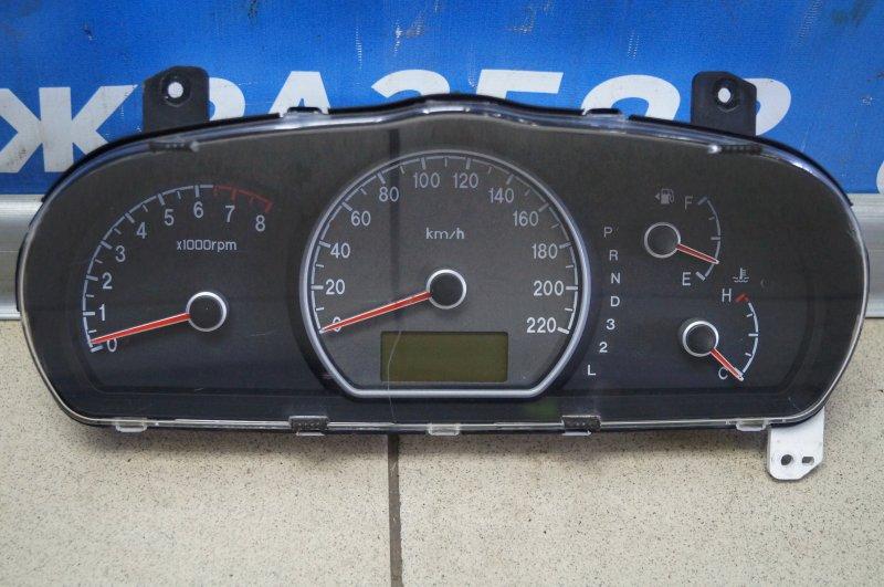 Панель приборов Hyundai Elantra HD 1.6 G4FC 2008 (б/у)