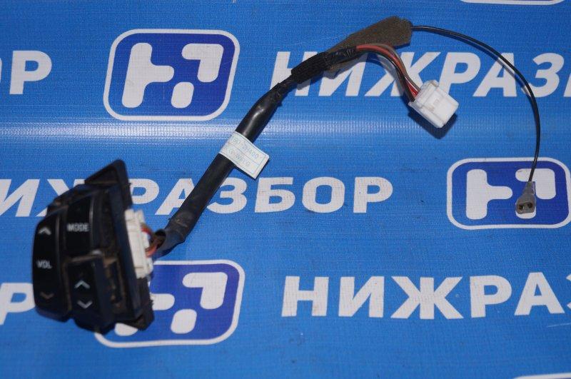Переключатель подрулевой управления магнитолой Hyundai Elantra HD 1.6 G4FC 2008 (б/у)