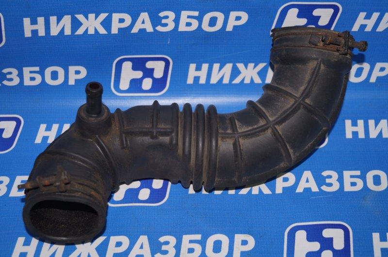 Патрубок воздушного фильтра Hyundai Elantra HD 1.6 G4FC 2008 (б/у)