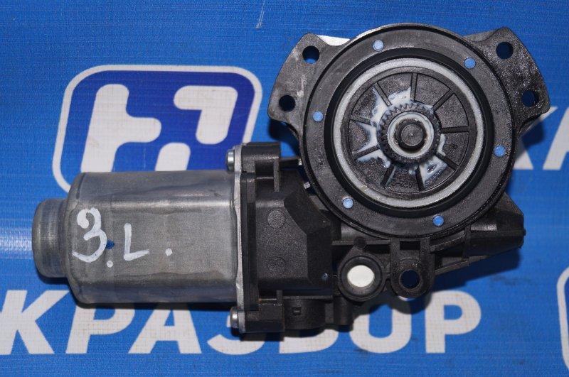 Моторчик стеклоподъемника Hyundai Elantra HD 1.6 G4FC 2008 задний левый (б/у)