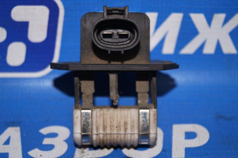 Резистор Hyundai Elantra HD 1.6 G4FC 2008 (б/у)