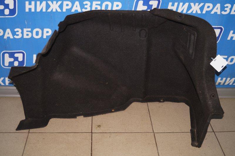 Обшивка багажника Hyundai Elantra HD 1.6 G4FC 2008 правая (б/у)