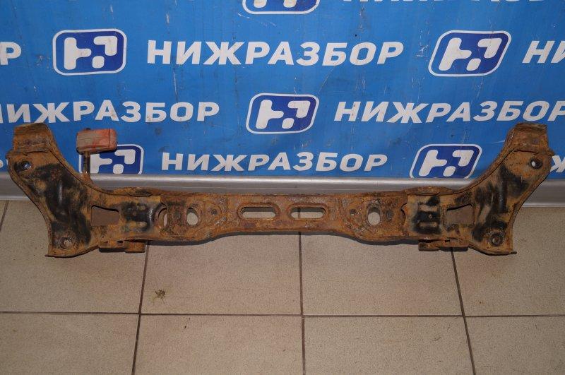 Балка Hyundai Elantra HD 1.6 G4FC 2008 задняя (б/у)