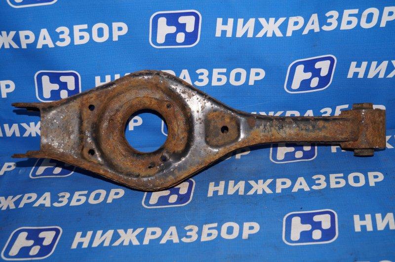 Рычаг поперечный Hyundai Elantra HD 1.6 G4FC 2008 задний (б/у)