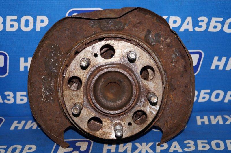 Ступица Hyundai Elantra HD 1.6 G4FC 2008 задняя левая (б/у)