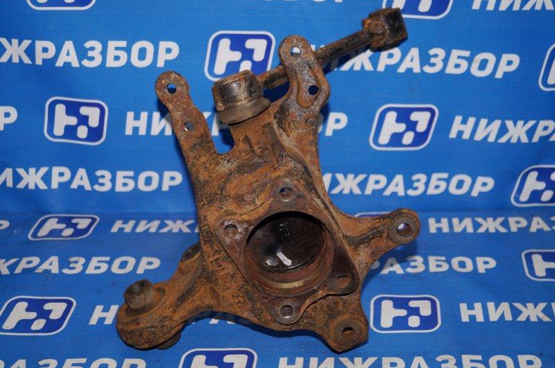 Кулак поворотный Hyundai Elantra HD 1.6 G4FC 2008 задний левый (б/у)